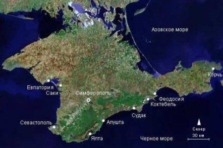 В Крыму ответили на «предложение» Украины дать воду