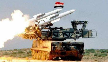 Войска ПВО в Сирии вполной боевой готовности (ФОТО, ВИДЕО)