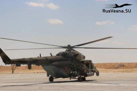 Сила духа и ударная мощь ВКС: войска России впервые молятся на освобождённой базе армии США (+ВИДЕО, ФОТО)