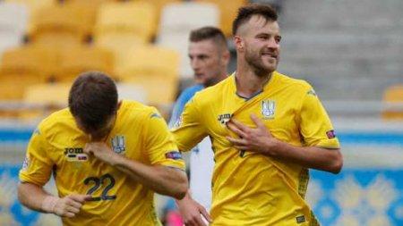Какпятно отпота: странная новая форма футбольной сборной Украины дляЕвро-2020(ФОТО)