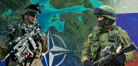 Натовские вояки грозят России сморщенными кулачками из Балтики (ФОТО)