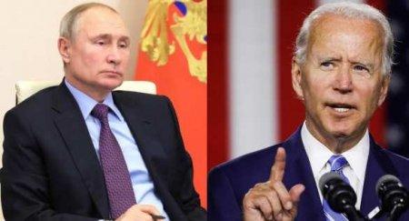 Байден объяснил отказ от совместной пресс-конференции с Путиным