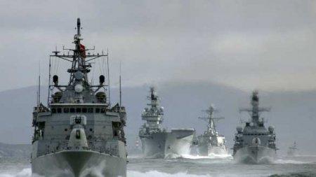 ВЧёрное море вошли вооружённые ракетами корабли НАТО