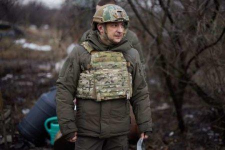 Зеленский: Украина заслуживает быть вНАТО больше, чембольшинство стран ЕС
