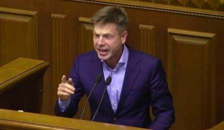 Украинский нардеп-русофоб требует перенести матчи ЧЕ-2020 из Петербурга