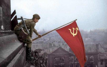 Китайцы назвали причины победы СССР в войне над Германией