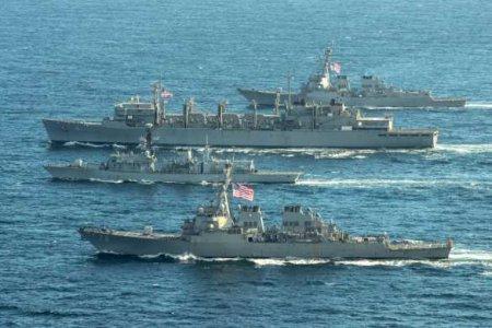 Россия призывает США идругие страны НАТО отказаться отучений вЧёрном мор ...