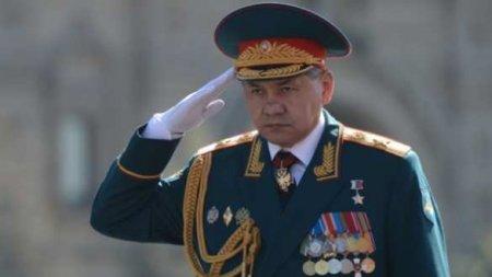 Киев спровоцировал обострение вДонбассе,— Шойгу