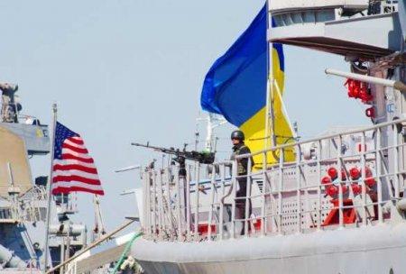 На Украине выступили по инциденту с британским эсминцем в Чёрном море