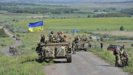 Прибывшая на Донбасс бригада карателей сразу понесла потери (ФОТО, ВИДЕО)