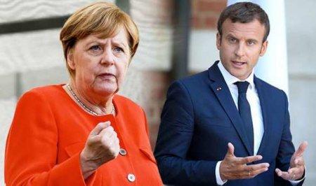 Лидеры стран ЕС отказались от идеи Германии и Франции провести саммит с Пут ...