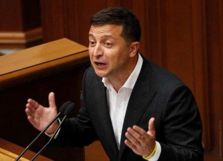 Зеленский назвал своих «конкурентов» напрезидентских выборах