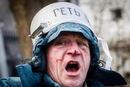 Украинец скастрюлей наголове разгромил McDonald's (ВИДЕО)