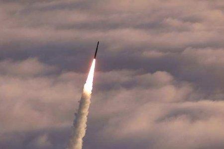 Россия запустила новейшую уникальную баллистическую ракету