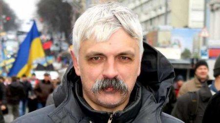 Неонацист Корчинский заявил о«московском вирусе», убивающем украинцев (ВИДЕО)