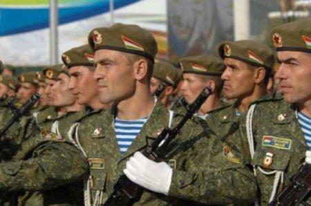 Таджикистан мобилизует десятки тысяч военных из-за ситуации в Афганистане