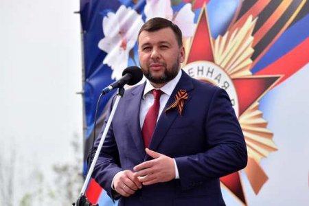 Глава ДНР поздравил металлургов (ФОТО)