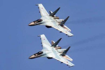 Авиация глобального удара США направилась кРоссии: наперехват вылетели истребители ВКС