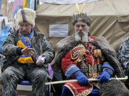 Саакашвили хочет расширить границы Украины до Кавказа (+ВИДЕО)