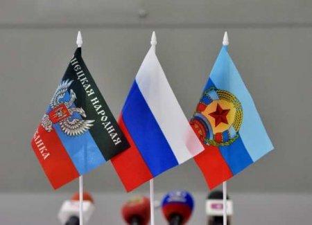 В Республики Донбасса прибыл важный груз из России