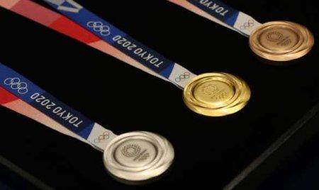 Россия установила медальный рекорд на Олимпиаде в Токио