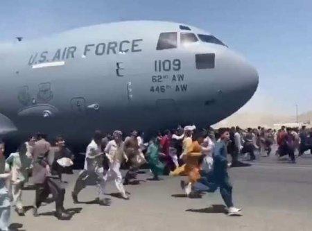 Посольство США не рекомендует американцам приезжать в аэропорт Кабула