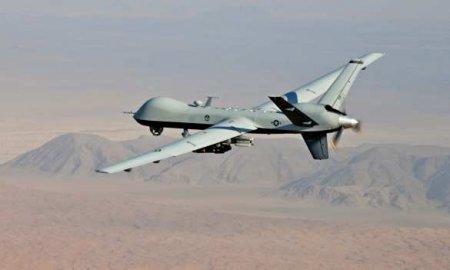 США нанесли авиаудар натерритории Афганистана