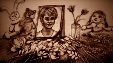 Лиза улыбается: в память о Докторе Лизе в Луганске установили памятник (ФОТО)