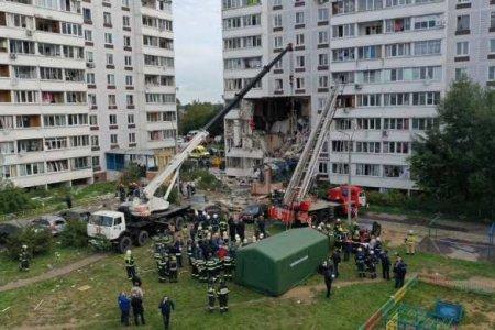 Число погибших при обрушении дома вНогинске выросло
