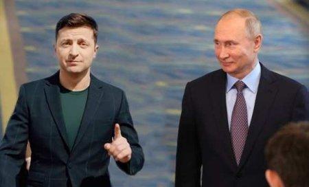 У Зеленского нерешаемые проблемы в связи с возможной встречей с Путиным