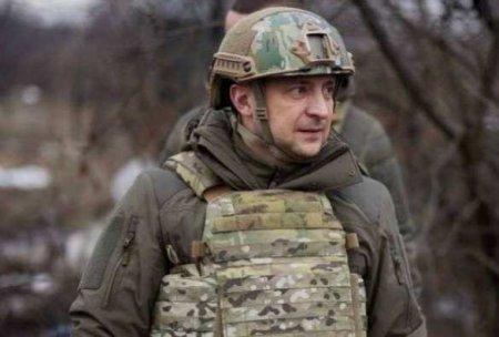 Между Россией и Украиной возможна полномасштабная война, — Зеленский