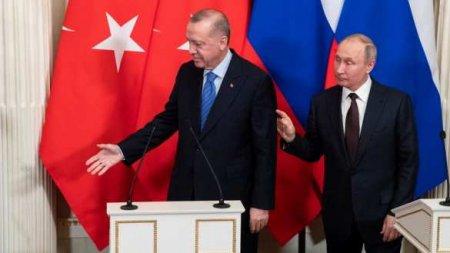 Россию предупредили ориске предательства Эрдогана из-за Запада