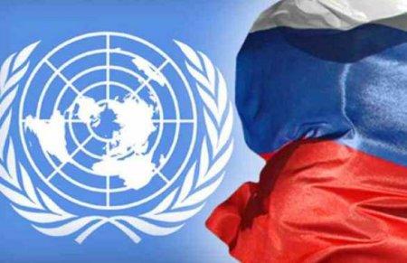 Россия вООН провела для западных коллег «урок» химии