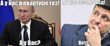 НаУкраине рассказали, как Зеленский отверг судьбоносное предложение Путина