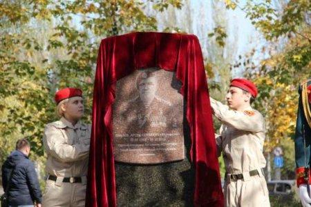 Глава ДНР открыл памятный знак в честь «Моторолы» (ФОТО, ВИДЕО)