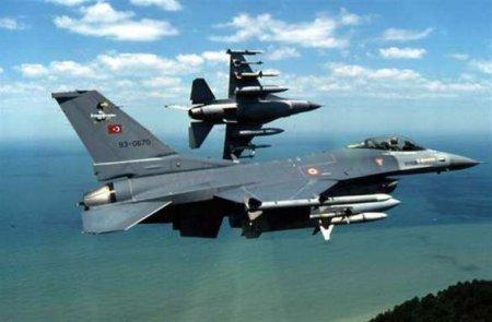 У Турции серьёзные проблемы с боевой авиацией после покупки у России С-400