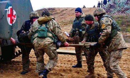 ВВСУсообщили оновых потерях: 55 погибших, 217 раненых